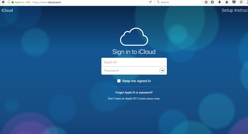 iCloud Sign In - Apple iCloud Drive and Mail Login, Sign Up
